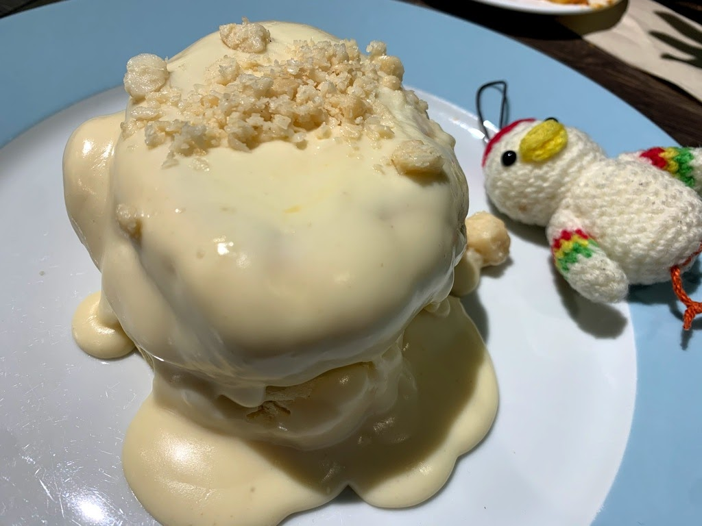 【大分市 LANI cafe】大分駅すぐのパンケーキ専門店🥞女子に人気のふわふわ食感をいただきます🍽